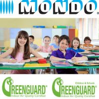 Mondoturf Earns Greenguard Children & Schools Certification For 13 Products