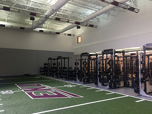 Eastern Kentucky University Rec