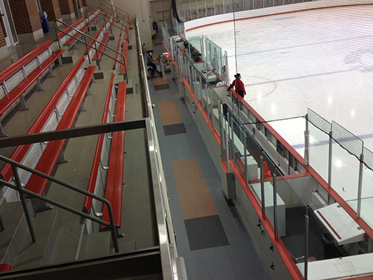 Goggin Ice Center - Miami University