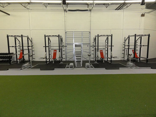 Indoor Turf ARC Performance Fitness