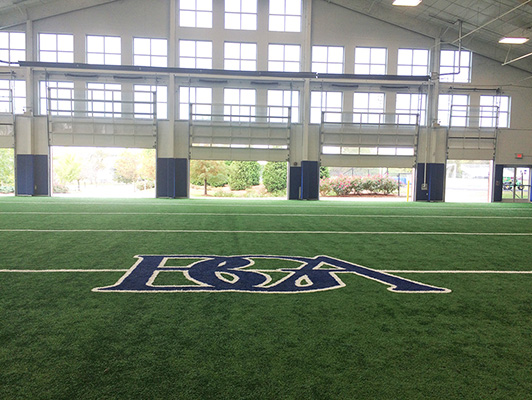Battle Ground Academy - Indoor Artificial Turf