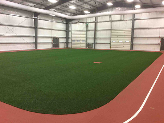 Indoor Turf Circleville High School