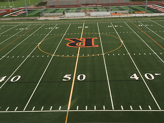 Rockford High School Football FIelds (Michigan)
