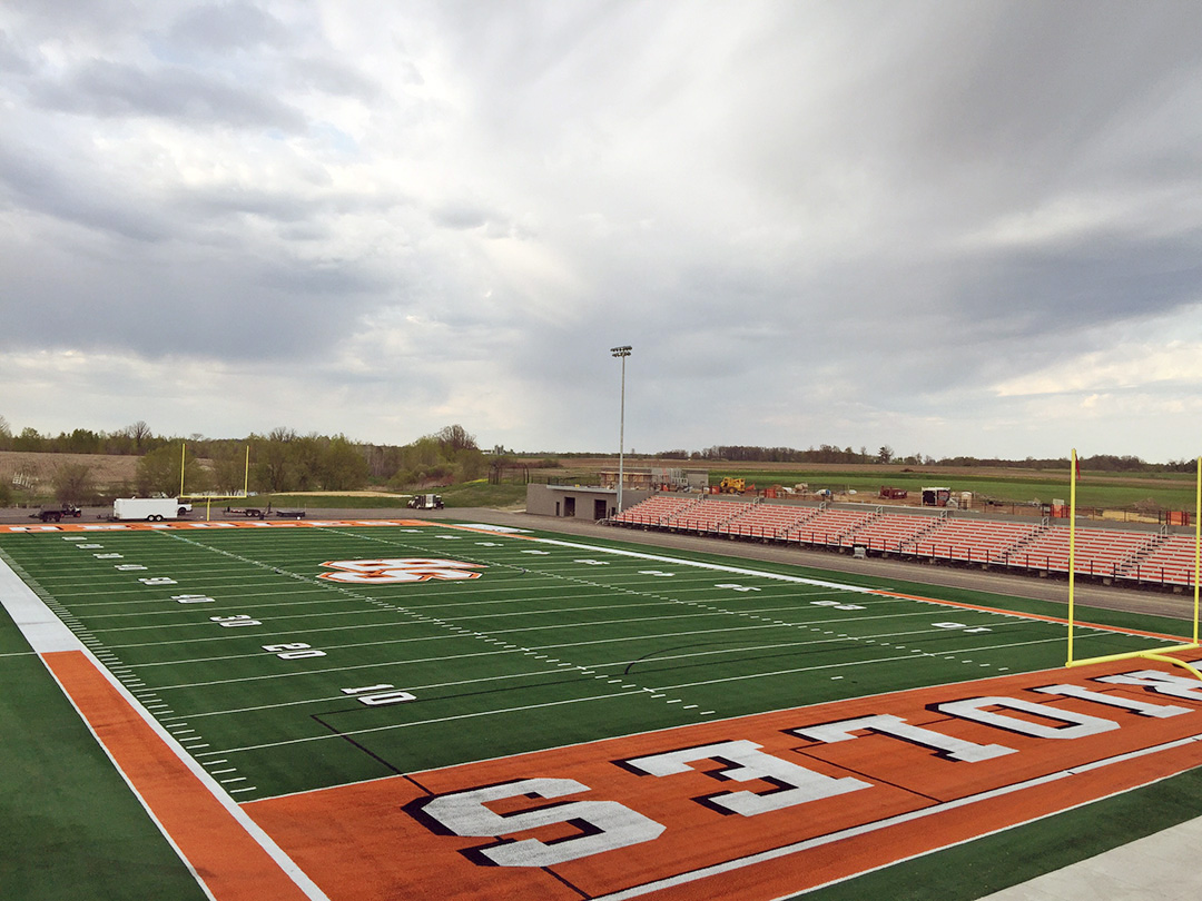 Stanley Boyd High School, WI