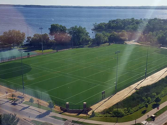 University Of Wisconsin-Madison Near West Playing Fields