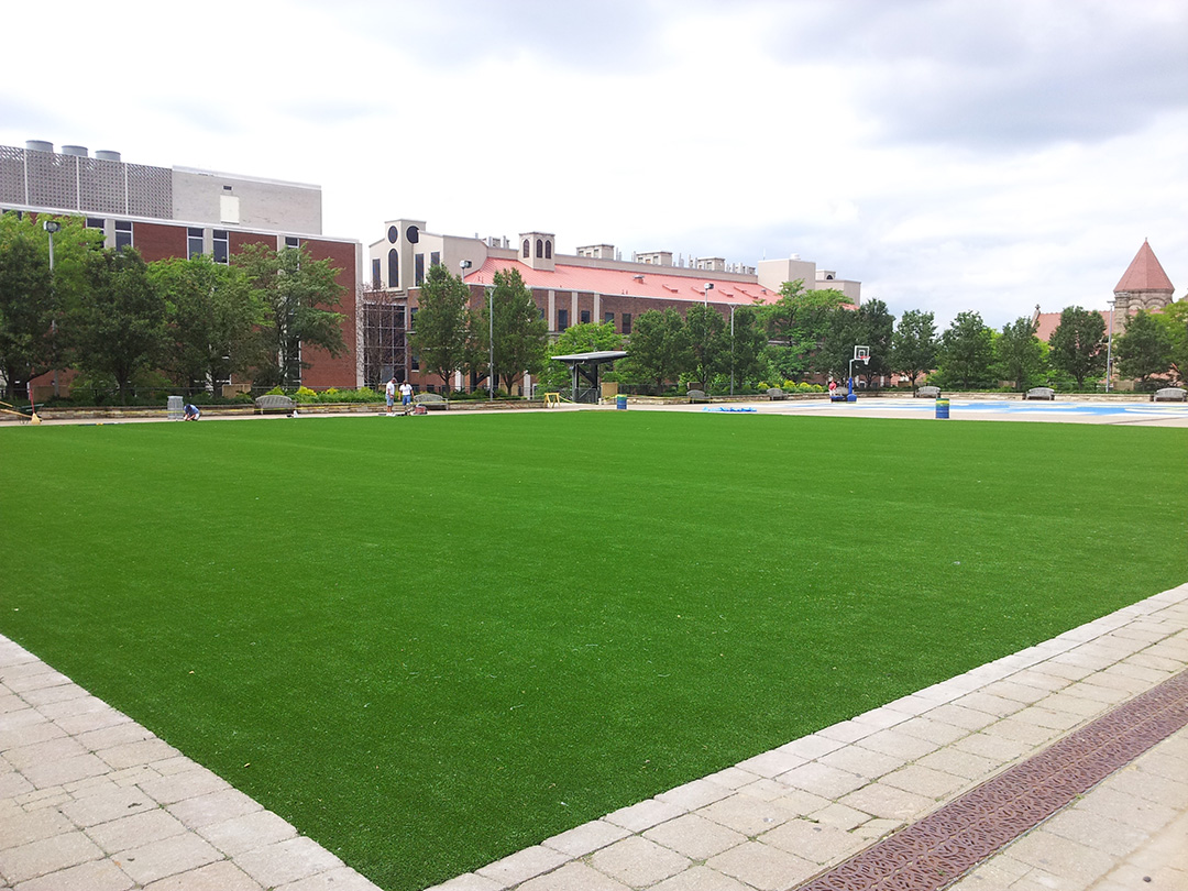 West Virginia University Artificial Turf