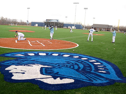 Superior High School - Baseball Softball Field Turf