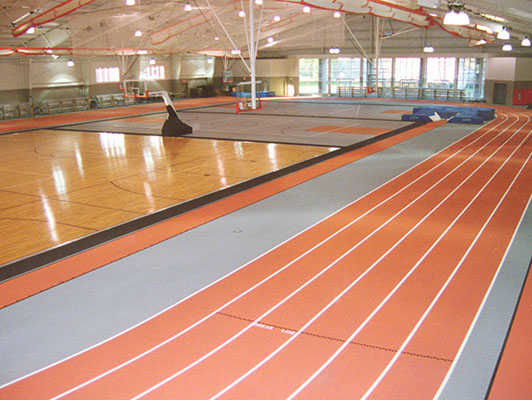 University Of Findlay Basketball Flooring