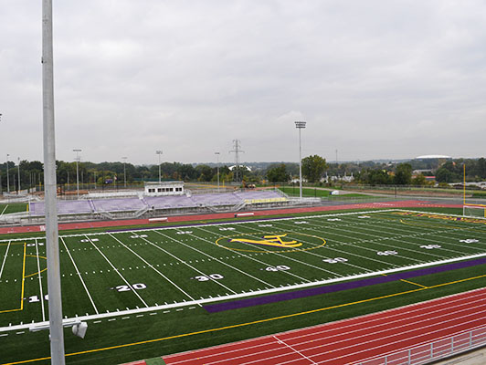 Avondale High School Football Field Artificial Turf
