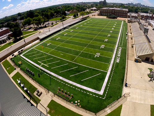 Football Field Artificial Turf