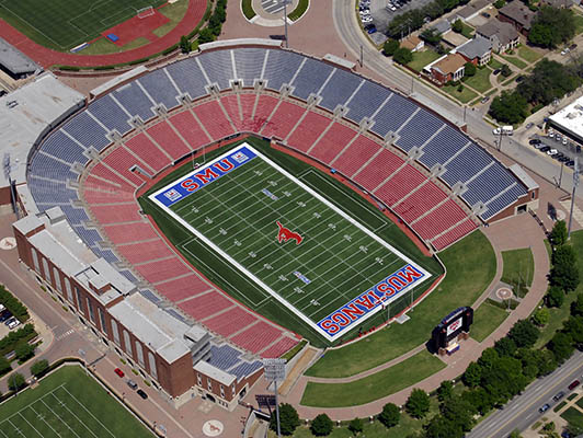 Football Artificial Turf Southern Methodist University
