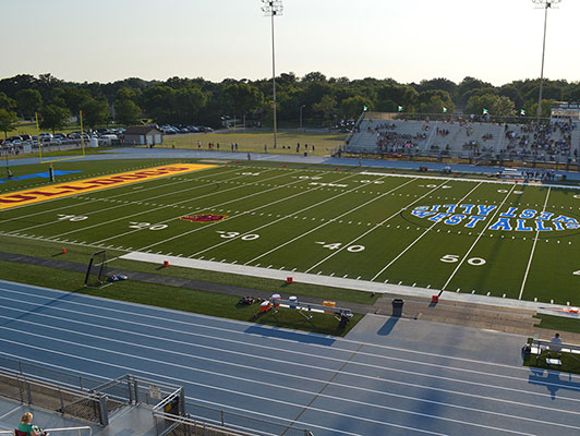 West Allis West Milwaukee Football Synthetic Turf