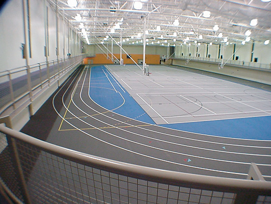 Minneapolis YMCA - Indoor Sports Floors
