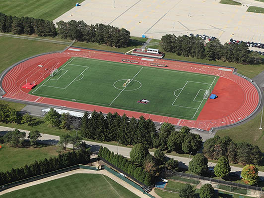 Northern Illinois University Artificial Soccer Turf