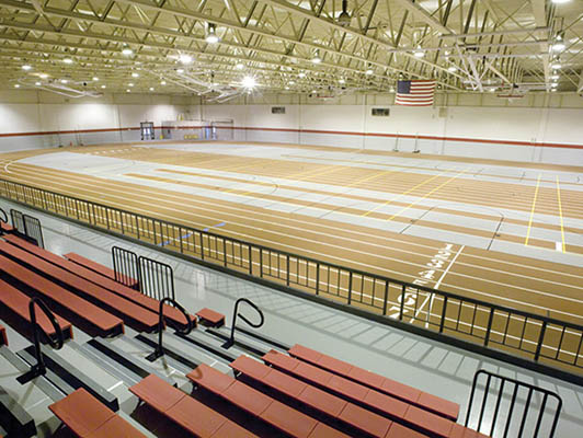 Running Track Surfaces - Proviso West High School