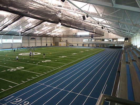 Running Track Surfaces Grand Valley State University