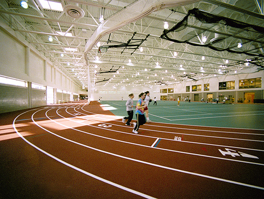 University Of Wisconsin Running Track Surfaces