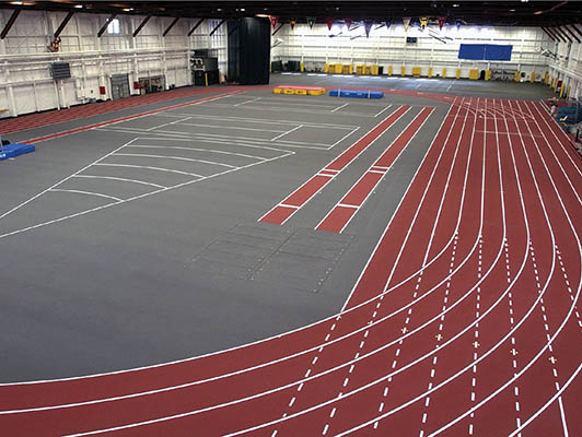 University Of Minnesota Running Track Surfaces