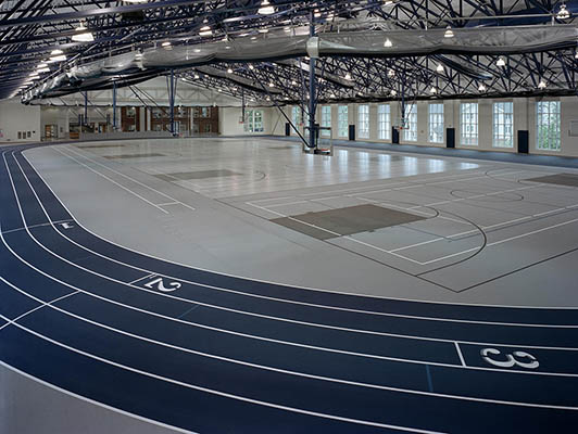 Marietta College - Sports Multi Purpose Flooring