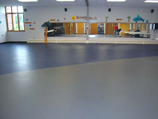 Northbrook - Group Dance Flooring