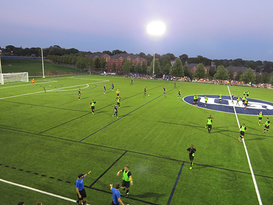 Lacrosse Field Turf University Of Dubuque