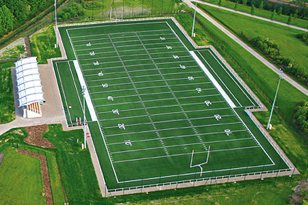 Rugby Field Turf - Stade Du Grand Marais France