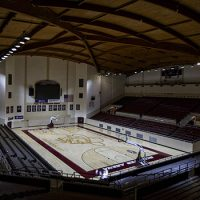 EKU Colonels Get A New Wood Floor