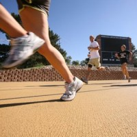 New Nebraska Wesleyan Track Has Anticipation Running High