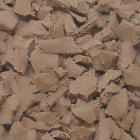 ColorFlex Rubber Flooring Cocoa