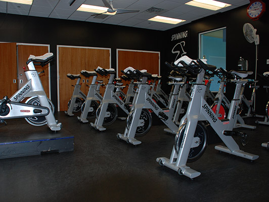 Cardio Fitness Flooring - Lindenhurst Health Club