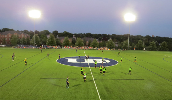 University Of Dubuque - Soccer Field Artificial Turf