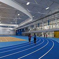 St. Ambrose University Chooses Mondoturf Over Urethane For New Rec Center