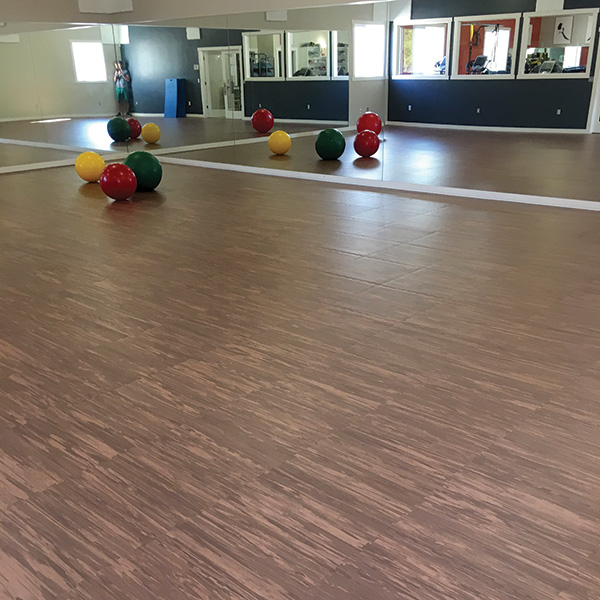 FitZone Multi Rubber Flooring