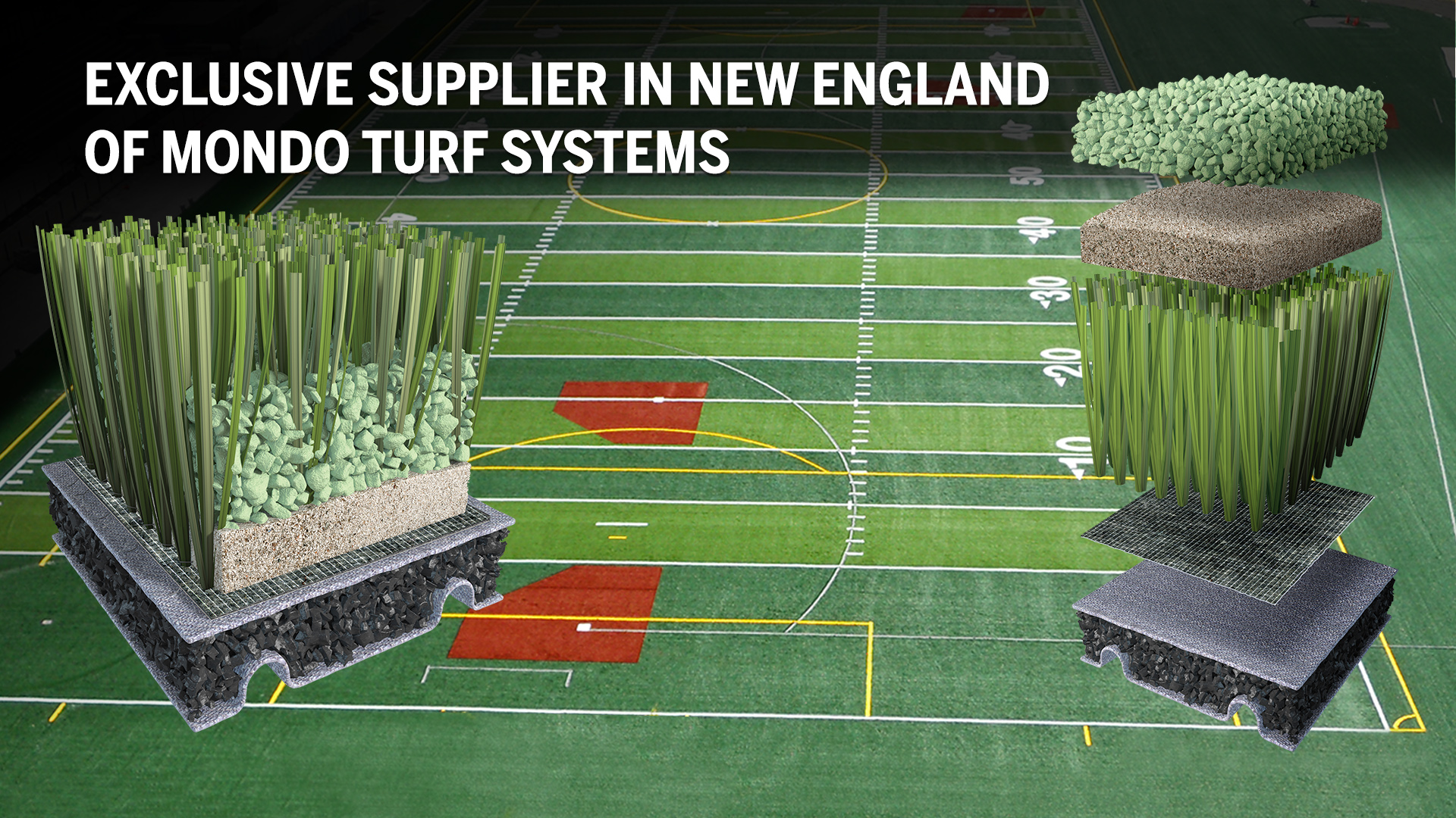 Kiefer Northeast - Mondo Turf Supplier for New England